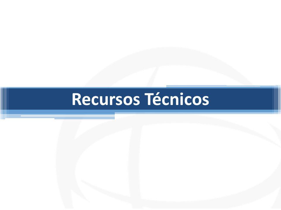 Recursos Técnicos