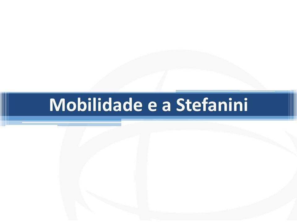 Mobilidade e a Stefanini
