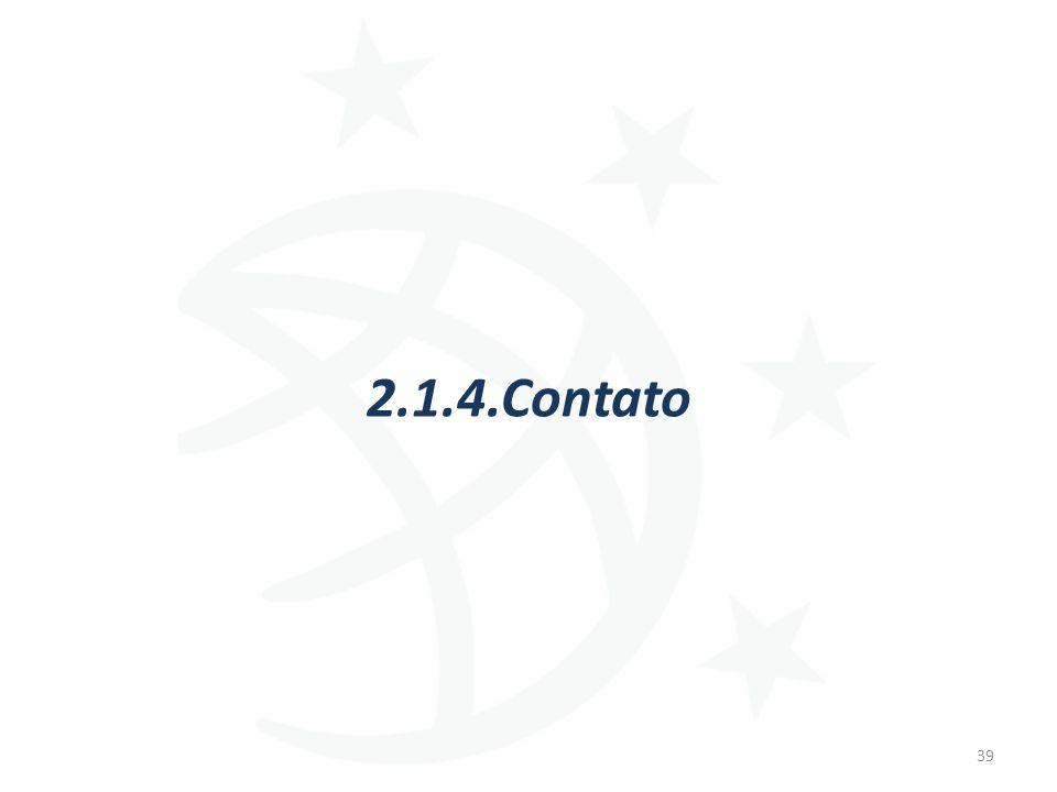 2.1.4.Contato 39