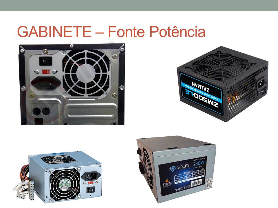 GABINETE – Fonte Potência