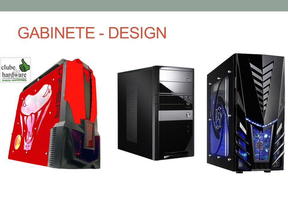 GABINETE - DESIGN