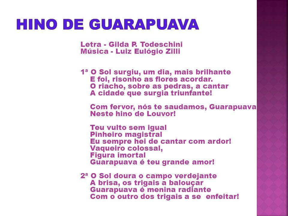 Letra - Gilda P.