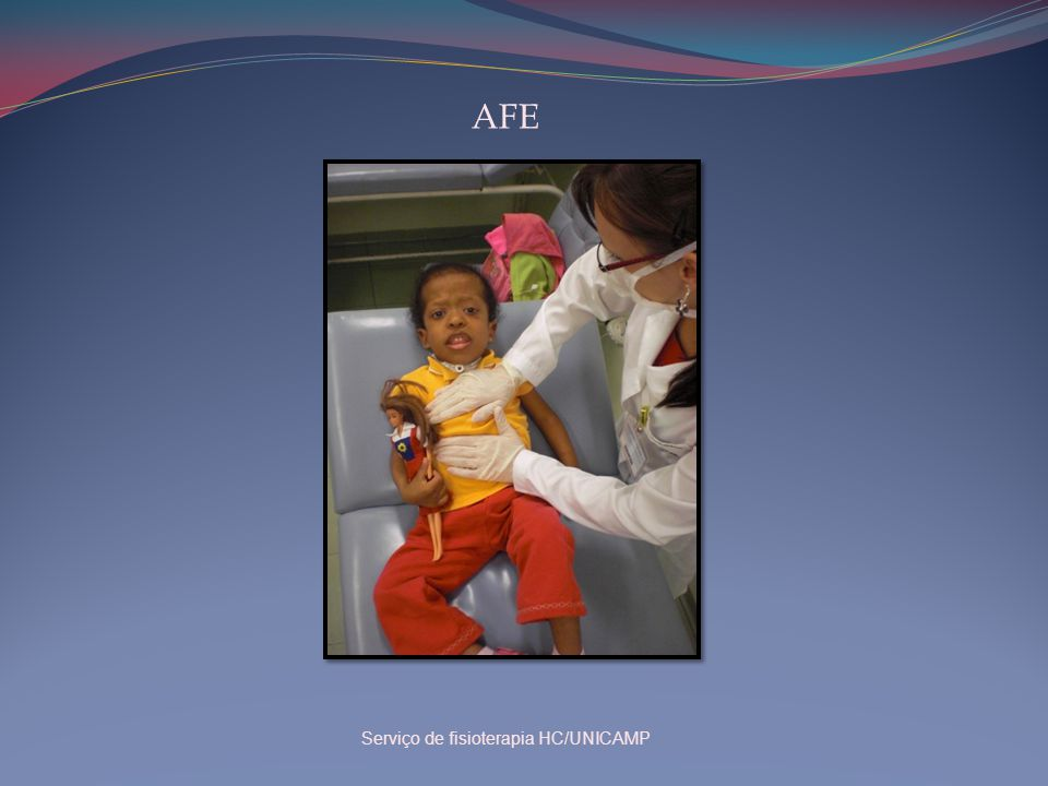 AFE Serviço de fisioterapia HC/UNICAMP