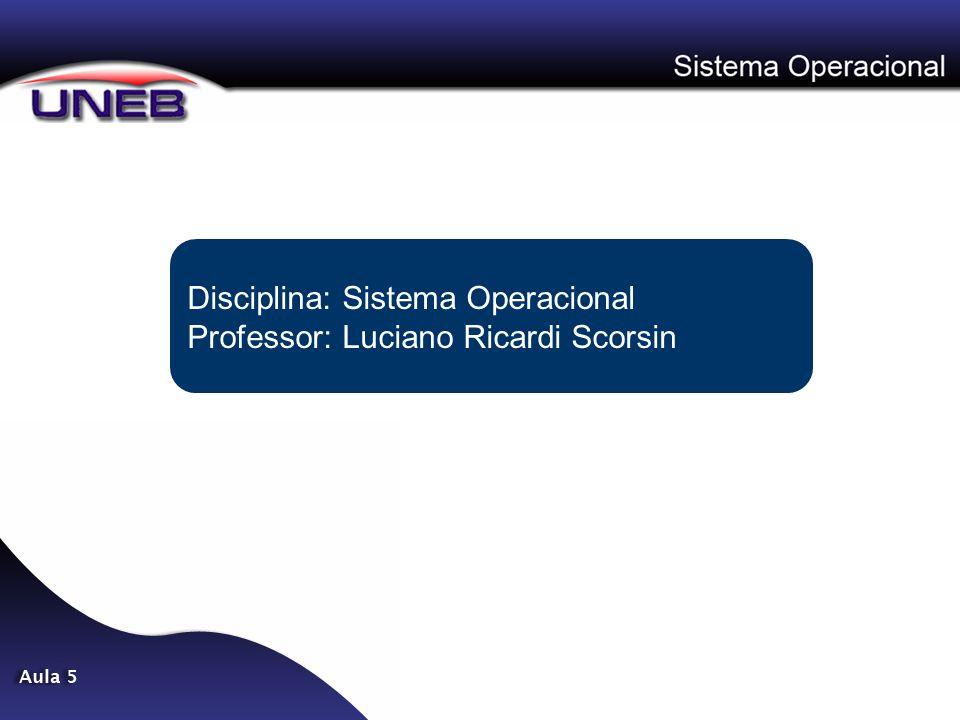 Chamadas de Sistema É o mecanismo usado pelo programa para requisitar um serviço do sistema operacional, ou mais especificamente, do kernel do sistema operacional.