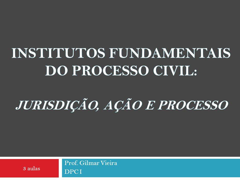 Prof. Gilmar Vieira DPC I 3 aulas