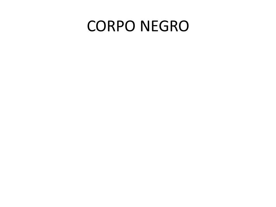 CORPO NEGRO