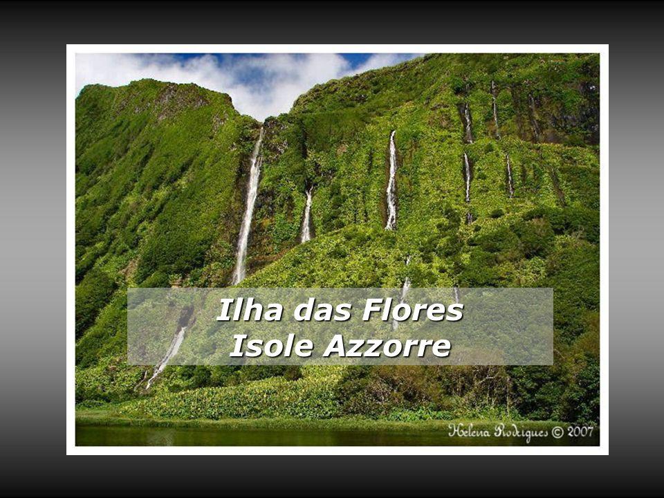 Ilha das Flores Isole Azzorre