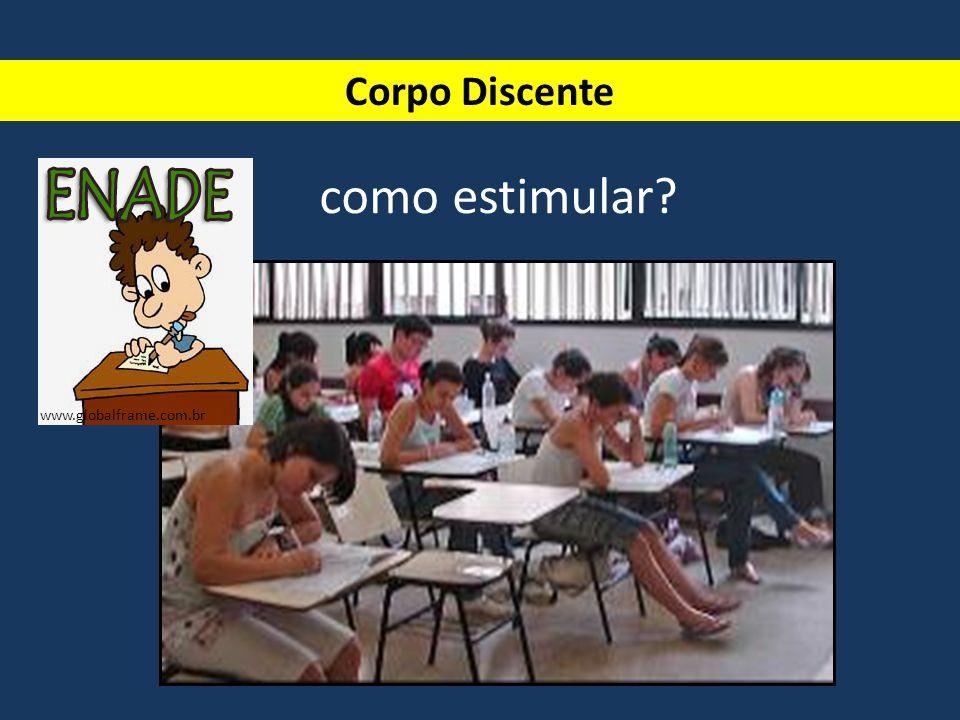 Corpo Discente como estimular? www.globalframe.com.br