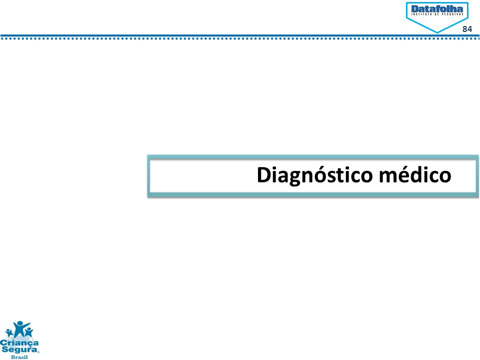 84 Diagnóstico médico