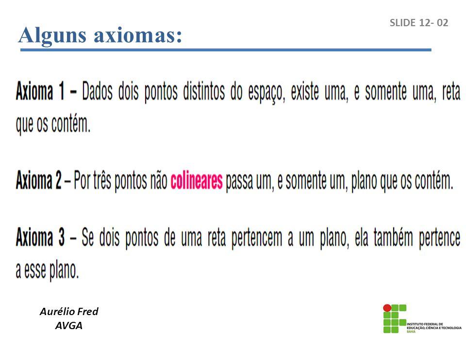 Aurélio Fred AVGA SLIDE 11- 13 2º caso(c):