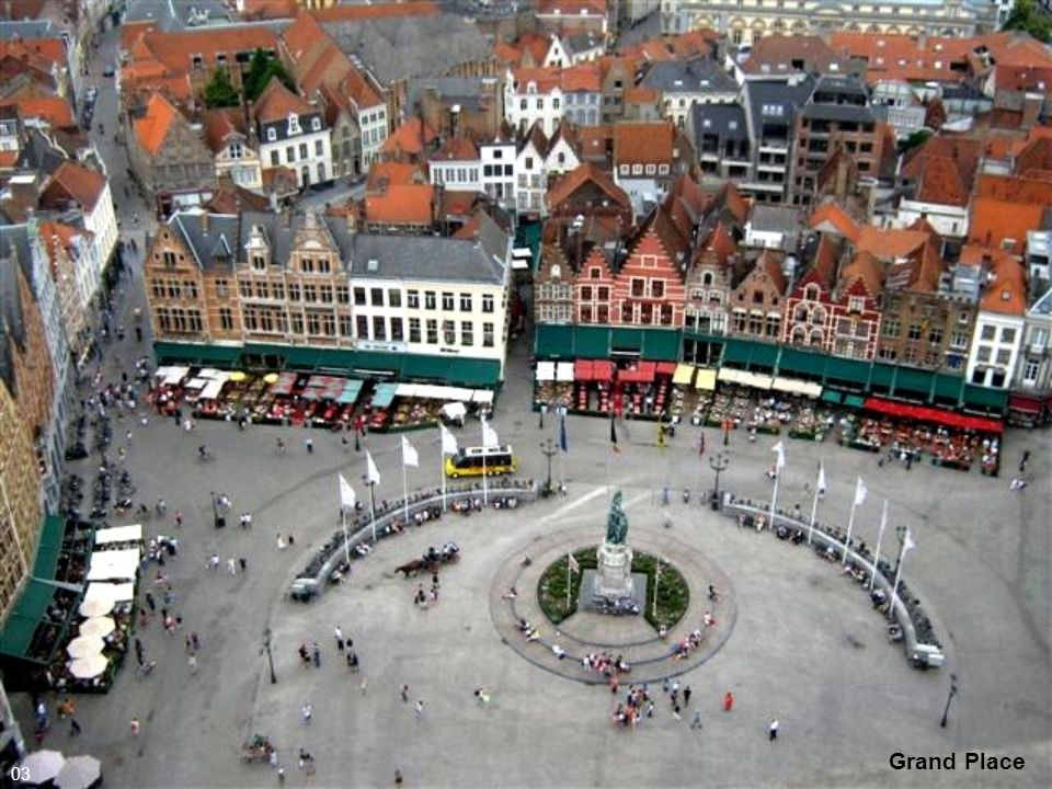São praticamente inexistentes traços de civilização e atividades humanas anteriores à era Pré-Romana Gaulesa na região de Bruges. 02