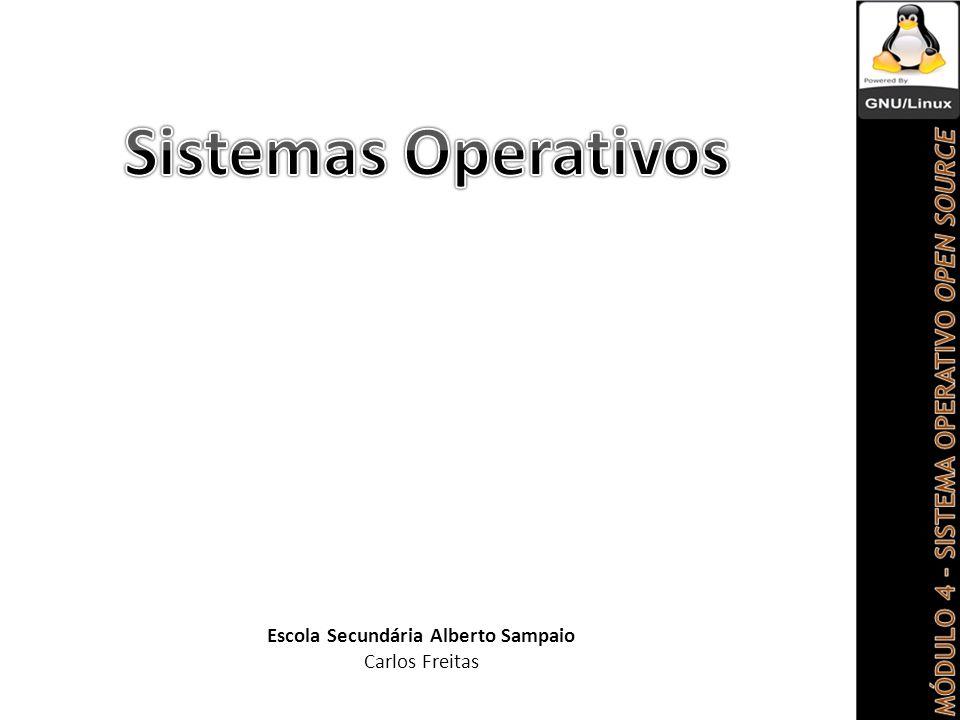  Grandes distribuições  De seguida iremos ver algumas das grandes distribuições existentes no mercado Aula 1/2 - Sistemas Operativos 22