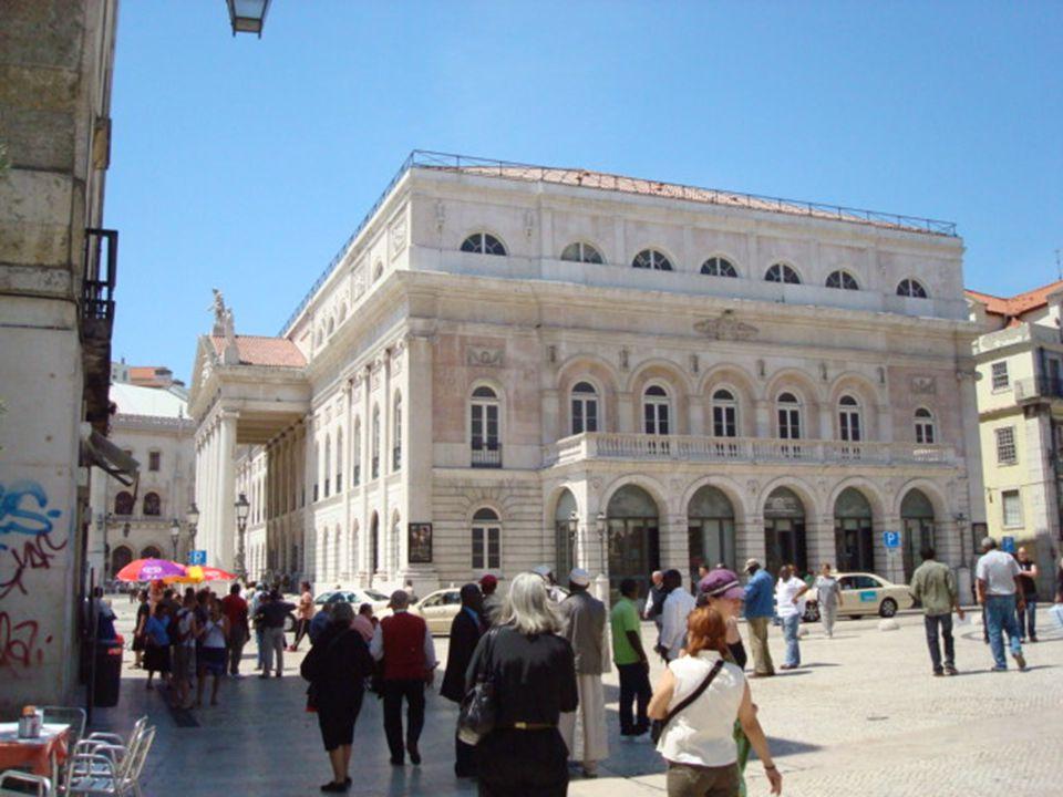 O Teatro Nacional de D. Maria II