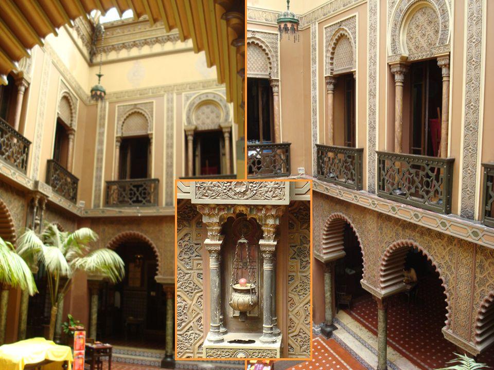 O estilo árabe da Casa do Alentejo