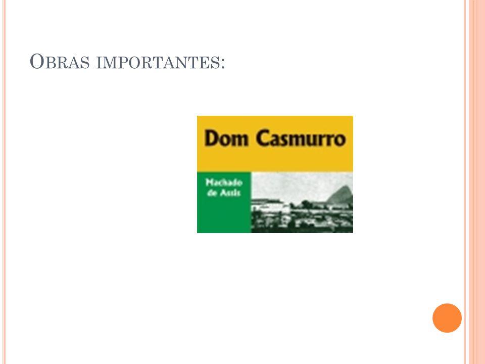 O BRAS IMPORTANTES :