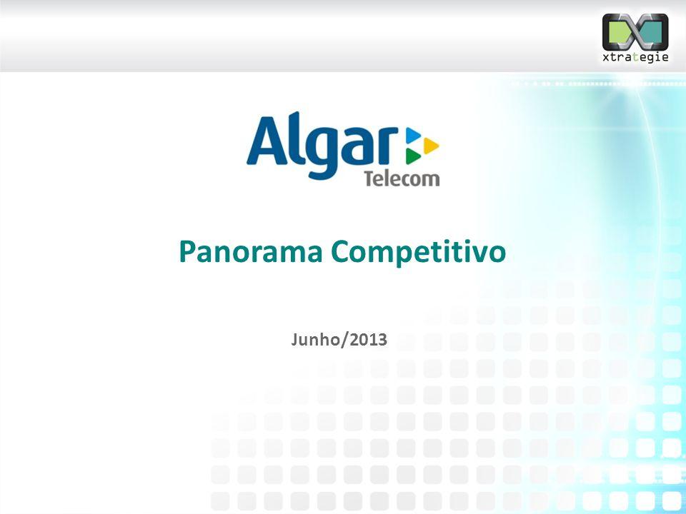 Panorama Competitivo Junho/2013