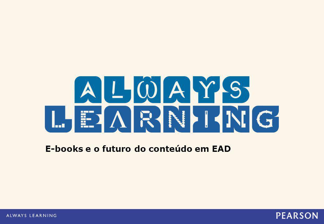 E-books e o futuro do conteúdo em EAD