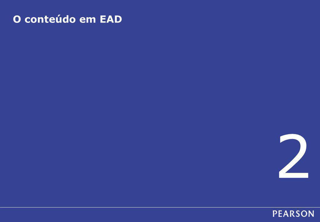 O conteúdo em EAD 2