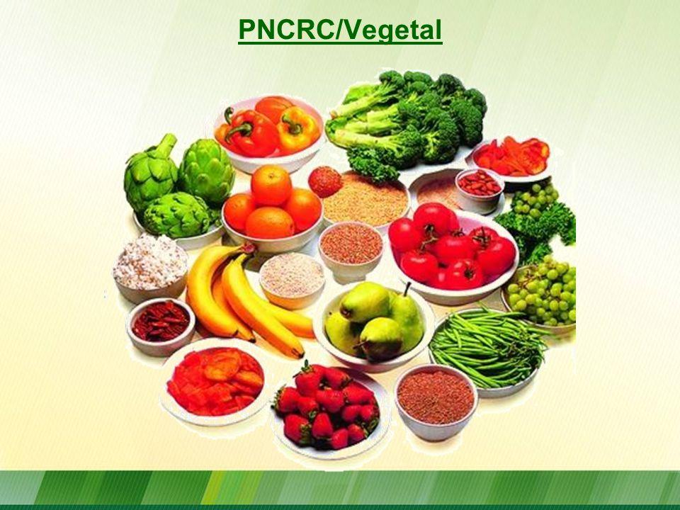 PNCRC/Vegetal