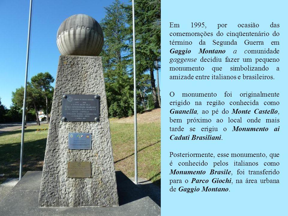 A Batalha de Monte Castello durou cerca de três meses, de 24 de novembro de 1944 a 21 de fevereiro de 1945, durante os quais se efetuaram quatro ataqu