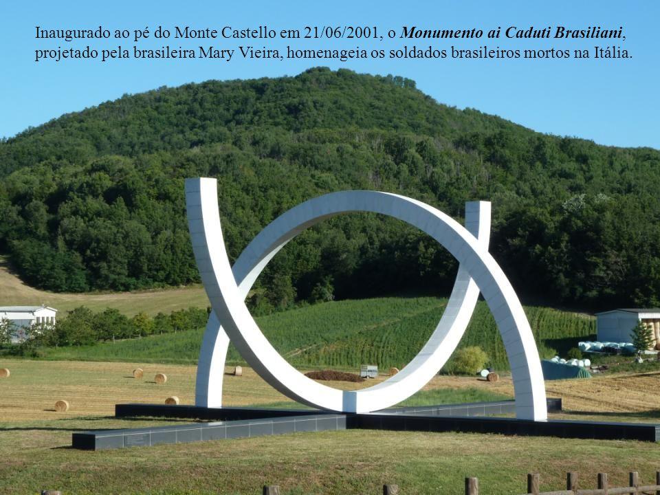 Em 1995, por ocasião das comemorações do cinqüentenário do término da Segunda Guerra em Gaggio Montano a comunidade gaggense decidiu fazer um pequeno