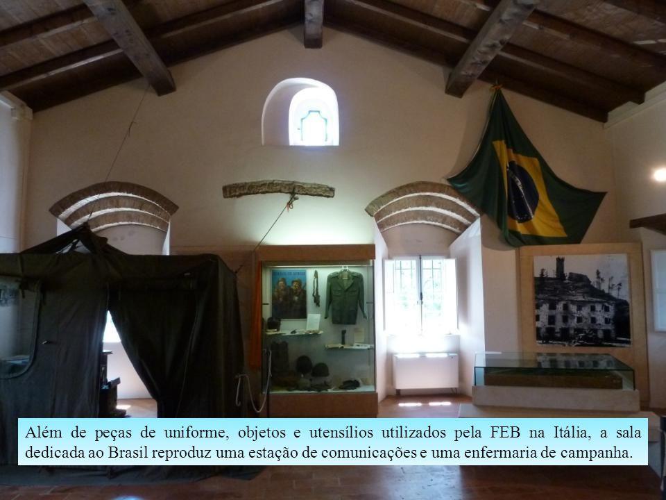 A história contemporânea de Montese é fortemente marcada pela Segunda Guerra Mundial. Por isso, a guerra é o tema central do Museo Storico della Rocca