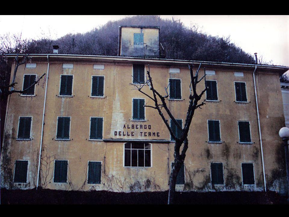 Saindo de Pistóia, segui pela Rota 64 para Porreta Terme e lá, por mero acaso, acabei pernoitando no Hotel Roma, que na época da guerra se chamava Alb