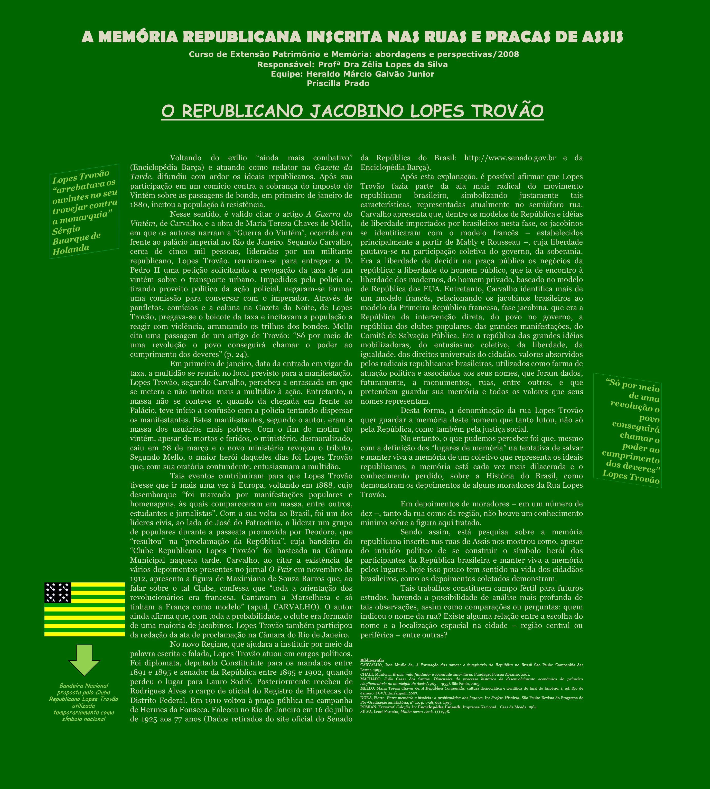 Voltando do exílio ainda mais combativo (Enciclopédia Barça) e atuando como redator na Gazeta da Tarde, difundiu com ardor os ideais republicanos.