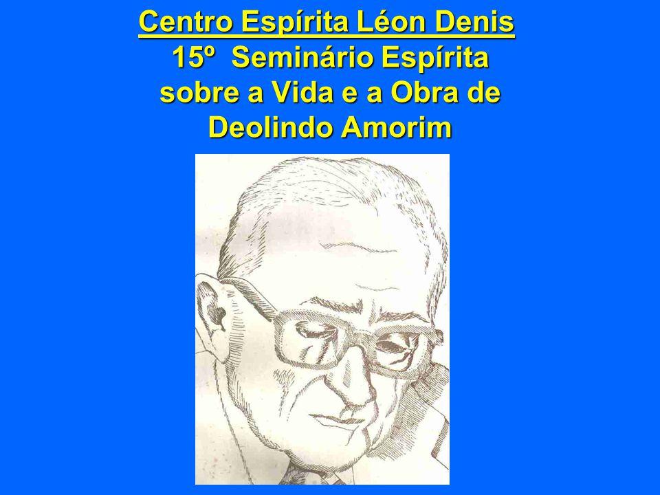 TEMA 1 O ESPIRITISMO E AS DOUTRINAS ESPIRITUALISTAS •L.E.