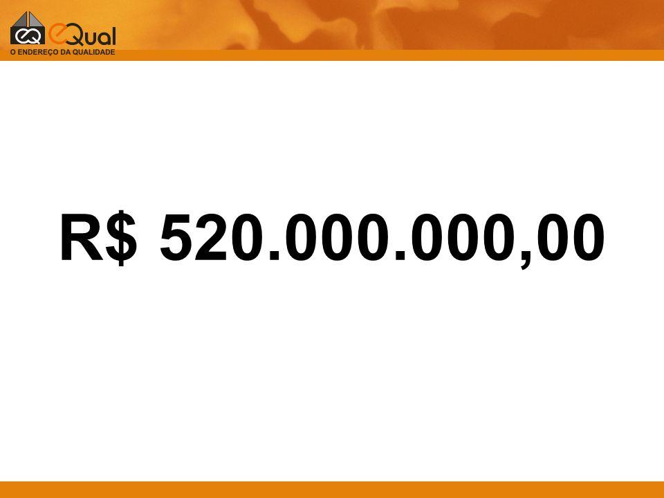 R$ 520.000.000,00