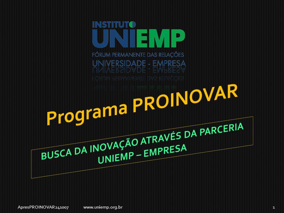 ApresPROINOVAR2410071www.uniemp.org.br