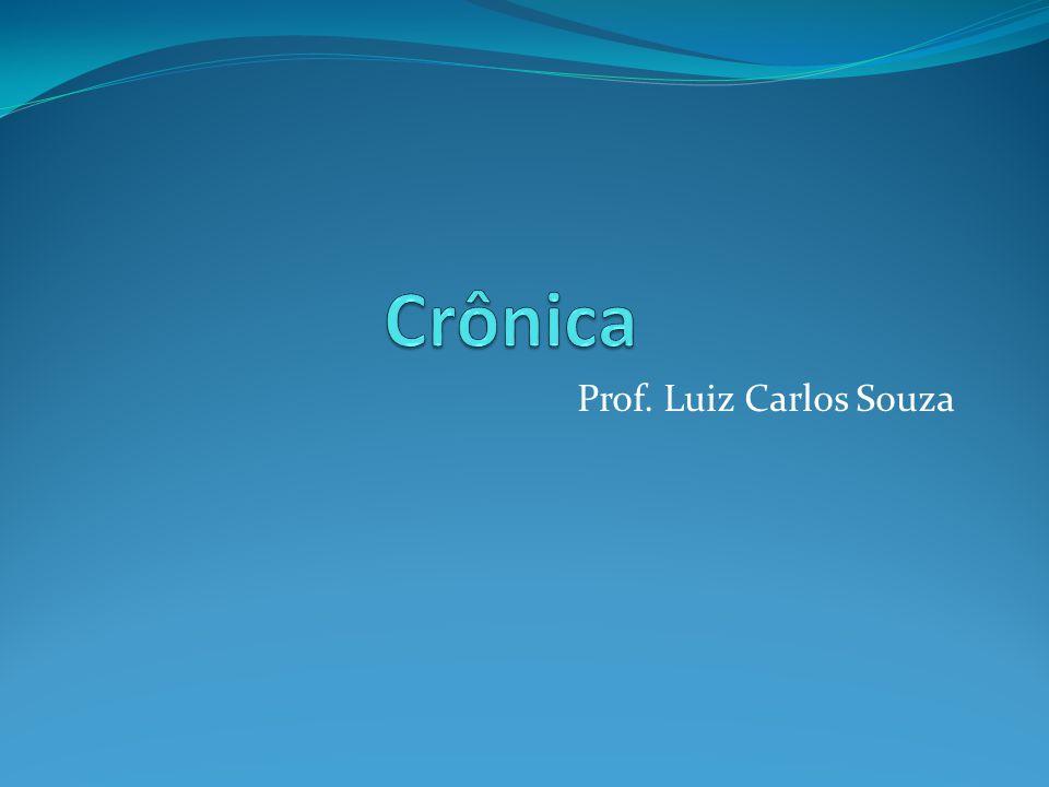 Vem da palavra grega cronos , que significa tempo.