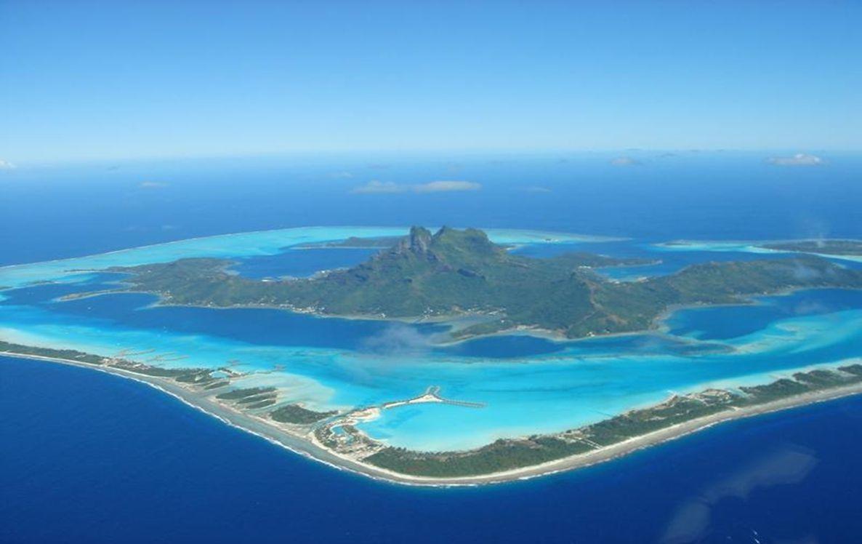 Bora Bora 45m depois