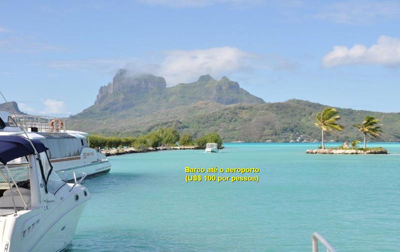 Um paraíso alucinantemente caro! (O hotel cobra por tudo. Do snorkel à Internet!)
