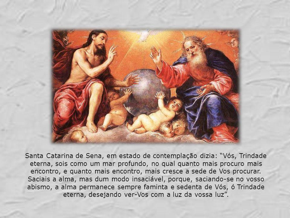 Caríssimos A Sagrada Escritura não conhece outro Deus, a não ser o Deus da Aliança, que criou o mundo para incutir o seu amor em todas as criaturas (cf.