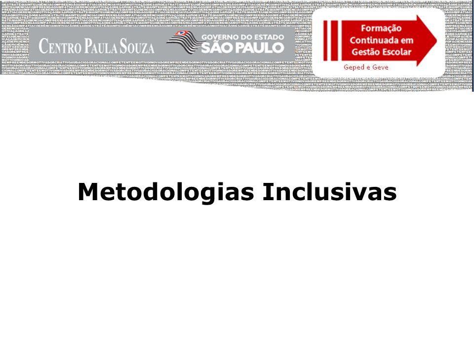 Metodologias Inclusivas