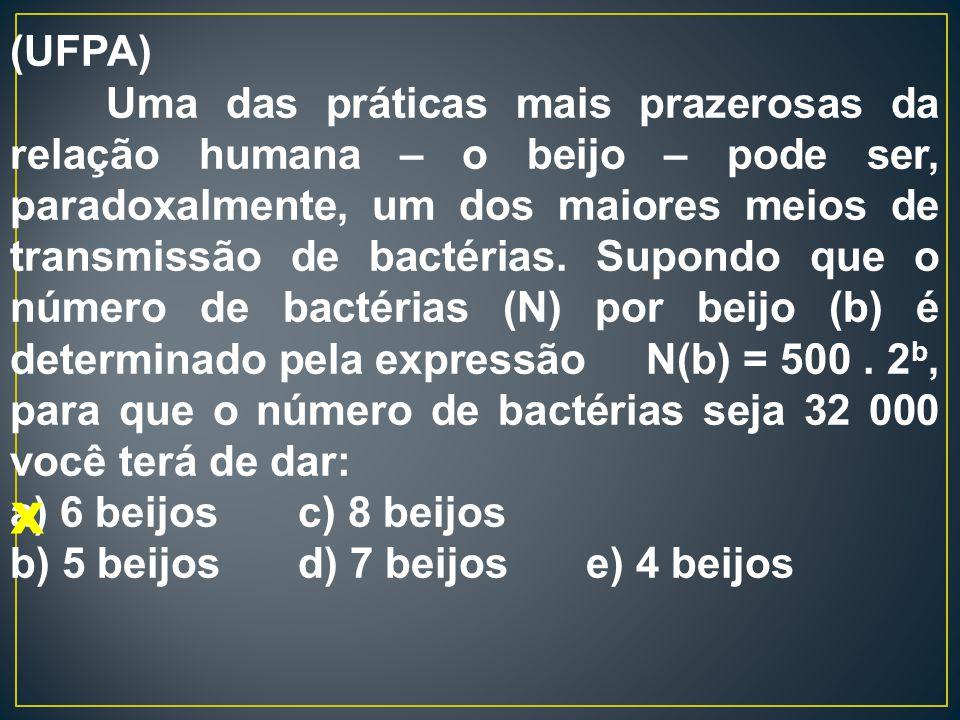 (UFPA) Uma das práticas mais prazerosas da relação humana – o beijo – pode ser, paradoxalmente, um dos maiores meios de transmissão de bactérias.