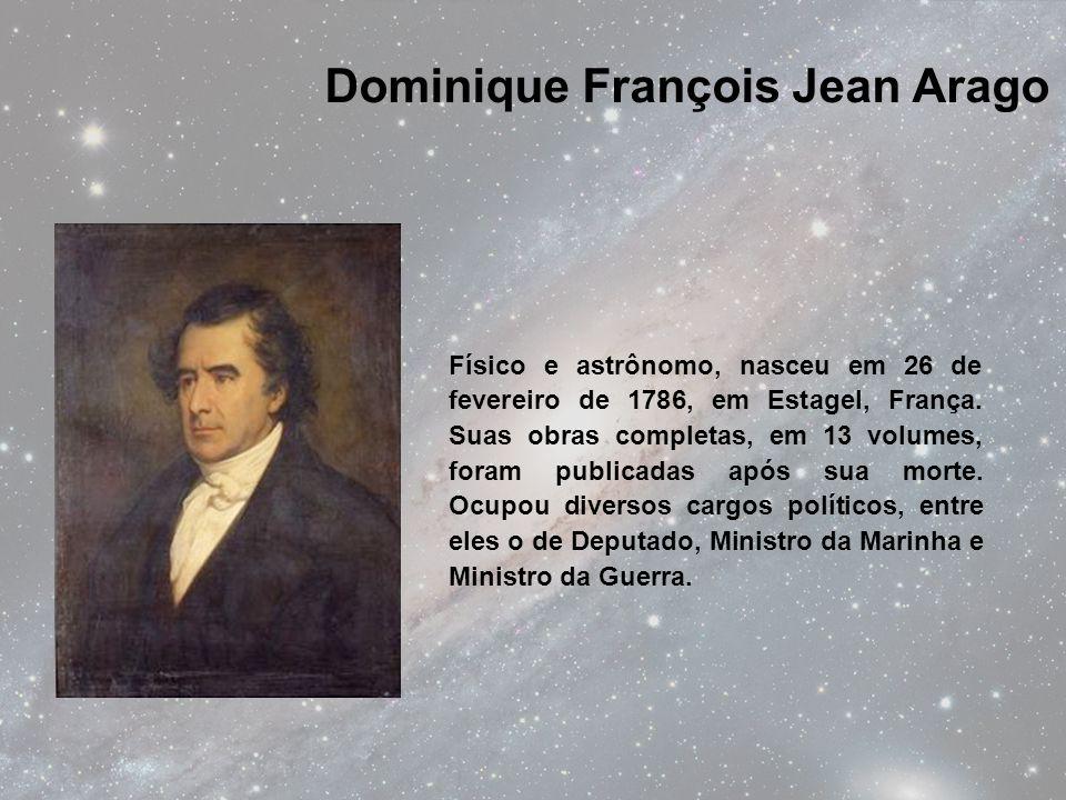 Físico e astrônomo, nasceu em 26 de fevereiro de 1786, em Estagel, França.
