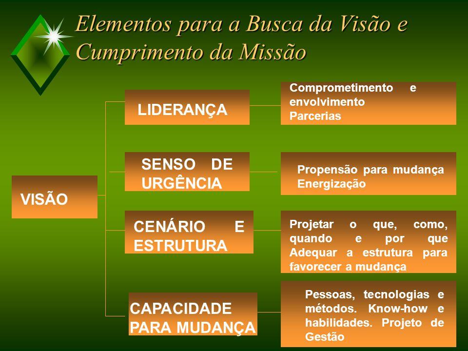 20 Missão  Delimita a sua atuação no espaço de negócio escolhido.