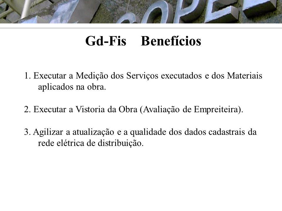 1. Executar a Medição dos Serviços executados e dos Materiais aplicados na obra. 2. Executar a Vistoria da Obra (Avaliação de Empreiteira). 3. Agiliza
