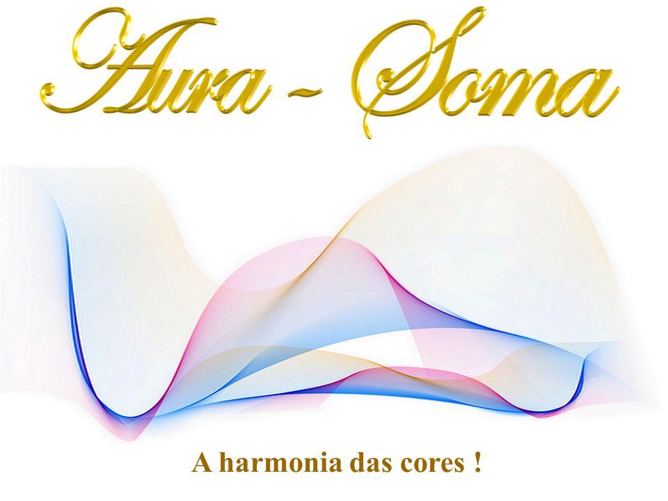 A harmonia das cores !