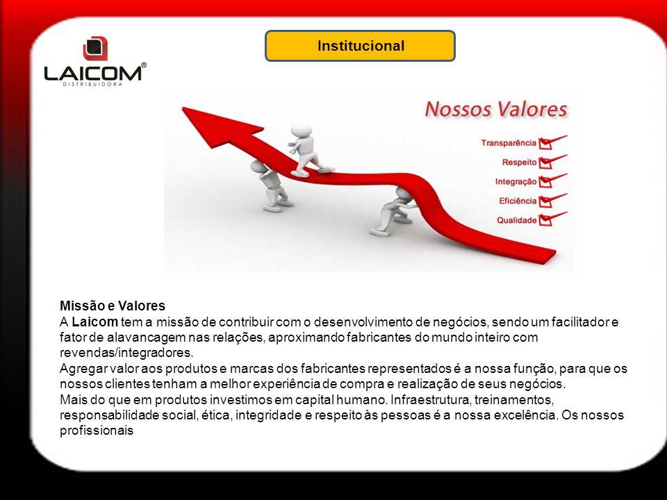A Laicom nasceu com o objetivo de contribuir com o mercado tecnológico e se tornar a principal provedora de produtos de informática, eletrônicos e ace