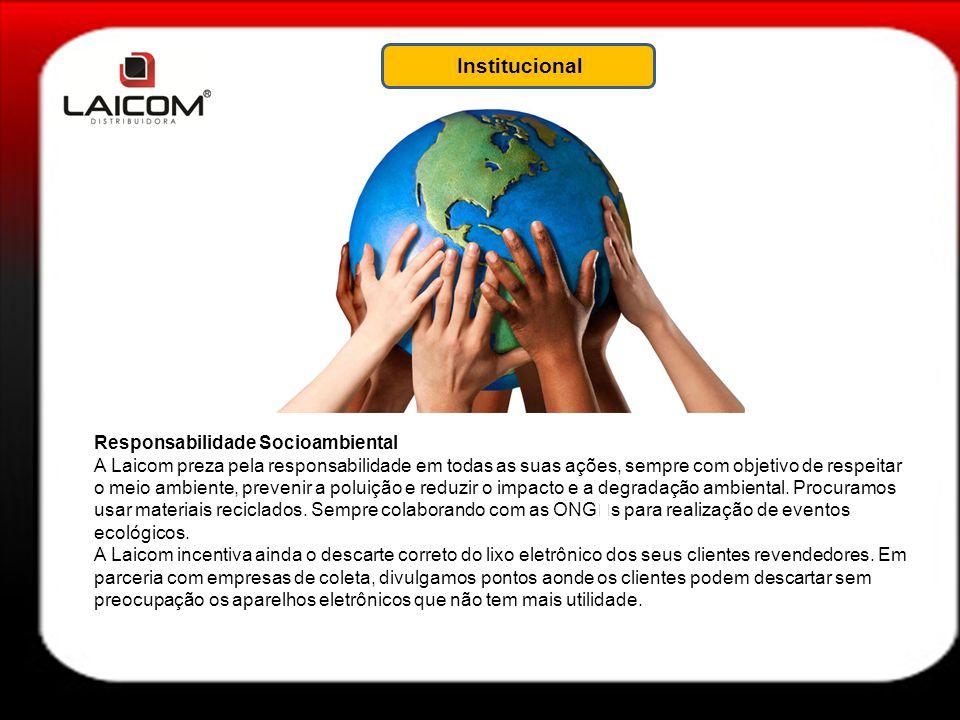 Missão e Valores A Laicom tem a missão de contribuir com o desenvolvimento de negócios, sendo um facilitador e fator de alavancagem nas relações, apro