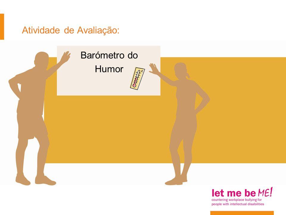 Atividade de Avaliação: Barómetro do Humor