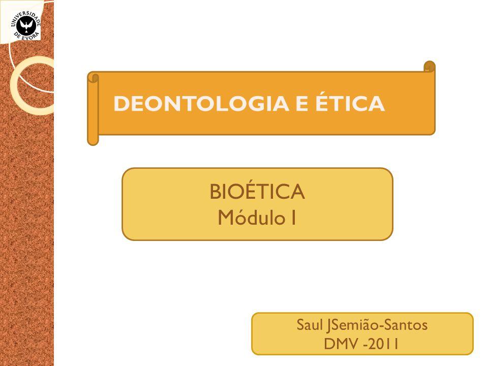 BIOÉTICA A PRIMEIRA DEFINIÇÃO DE BIOÉTICA O Prof.