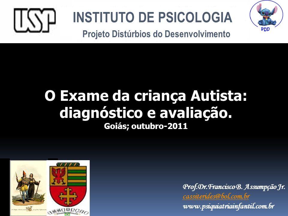 Prof.Dr.Francisco B.Assumpção Jr.