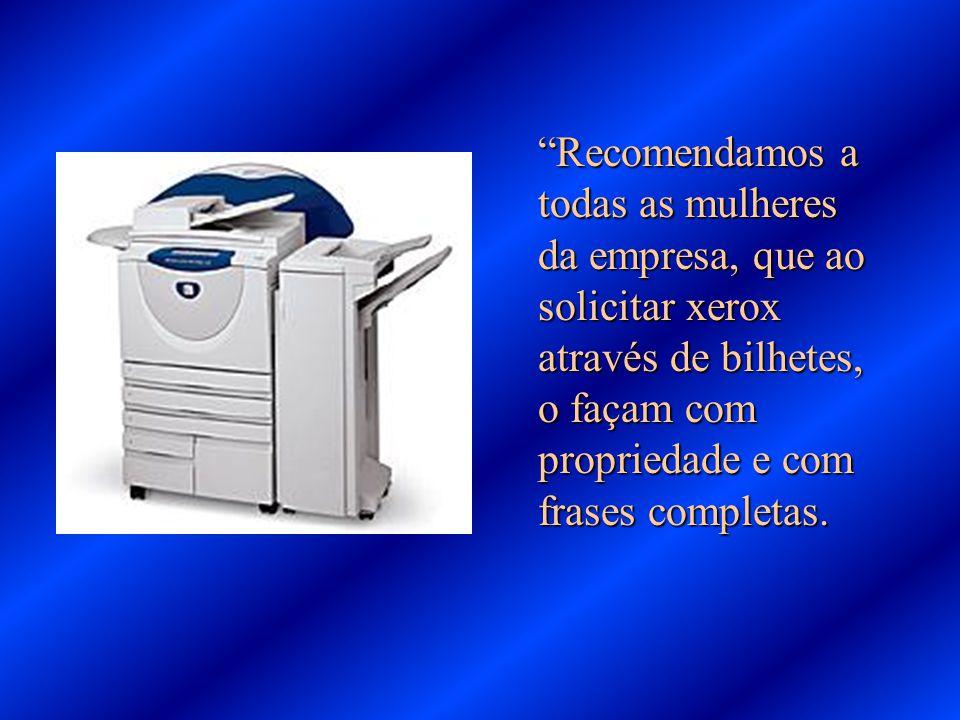 Memorando do Gerente de Relações Humana para as secretárias de uma grande empresa: Colaboração: Angela A. Antonicelli