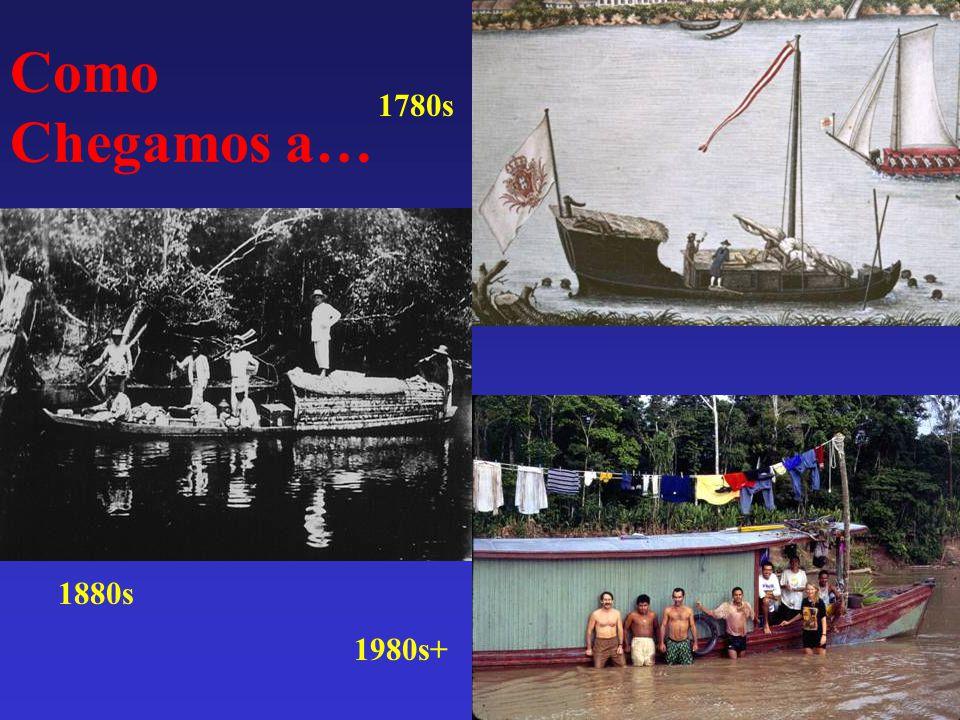 1780s 1980s+ 1880s Como Chegamos a…