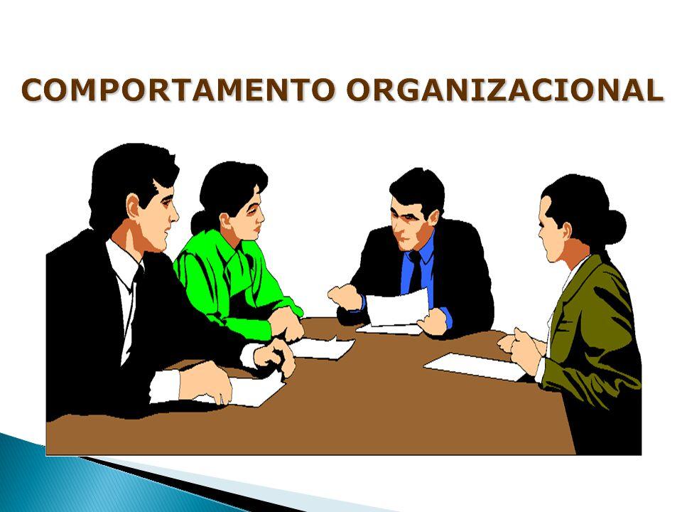  Um campo de estudos que investiga o impacto que indivíduos, grupos e a estrutura têm sobre o comportamento dentro das organizações, com o propósito de utilizar esse conhecimento para promover a melhoria da eficácia organizacional.
