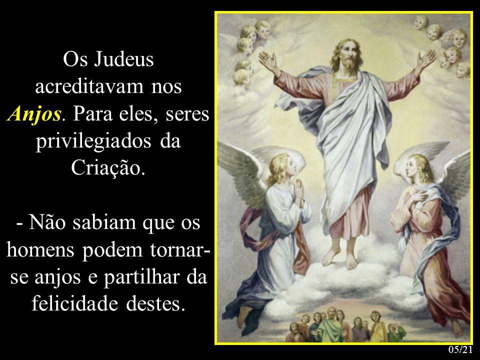 - A observância das leis de Deus era recompensada com os bens terrenos, com a supremacia da nação, com vitórias sobre os inimigos.
